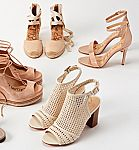 Sam Edelman Summer Styles from $20, Dogeared Jewelry Up to 58% Off
