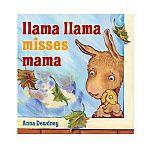 Llama Llama Misses Mama Hardcover Book $6.63