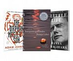 Up to 80% off select award-winning eBooks on Kindle