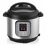 Instant Pot 7-in-1 6-qt. Programmable Pressure Cooker $68 + $15 Kohl's cash