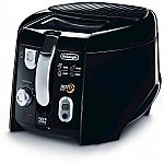 Delonghi Roto Deep Fryer with Patented Rotating Basket $69.98