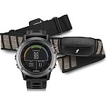 Garmin fenix 3 Multisport Training GPS Watch w/ Heart Rate Monitor $300