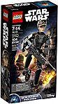 LEGO STAR WARS Sergeant Jyn Erso 75119 $9.94