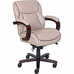 La-Z-Boy Arden Leather Managers Office Chair $129.99 (Save $120)