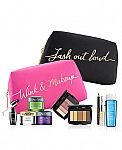 Lancome Free 7-pc Gift with $35 Purchase, Up to 11-Pc Gift w/ a Full-size Skincare ($248 Value)