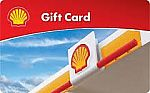 $100 Shell Gift Card $90