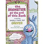 Sesame Street - The Monster at the End of This Book $1