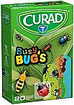 120-Count Curad Bandages, Busy Bugs $0.95