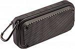 AmazonBasics Shockproof and Waterproof Bluetooth Wireless Speaker $15.79