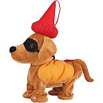 Gemmy Animated Dancing Weiner Dog $8.05 (org $14.97)
