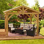 Avery Pavilion by Yardistry $1,399 (save $800)