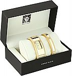 Anne Klein Women's Watch and Bangle Set $30 (Org $110)