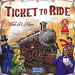 Ticket To Ride - Board Game $27.63