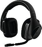 Logitech G533 Wireless Headset $90