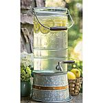 Liberty Glass Beverage Dispenser (2.5 gal.) $14.91