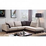 Paris 2-Piece Sectional Sofa  by Abbyson Living $799 (Save $403)