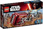 LEGO Star Wars Rey's Speeder 75099 Star Wars Toy $10.99