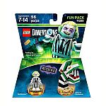 Lego Dimensions: Beetlejuice, Teen Titans Go!, Powerpuff Girls From $8.55 (Pre-order) + Free Shipping