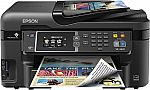 Epson  WorkForce WF-3620 Wireless All-In-One Printer $70