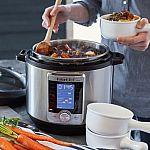 Instant Pot Ultra 6 Qt 10-in-1 Multi- Use Programmable Pressure Cooker $111 + $20 Kohl's cash