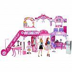 Mattel Barbie Malibu Ave 2-Story Mall $38