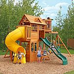 Skyline Wooden Play Set  by Cedar Summit $1099 (save $1038)