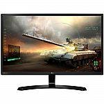 "LG 27"" Full HD IPS Dual HDMI Gaming Monitor $136"