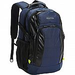 Kenneth Cole Reaction Moving Pack-Wards Computer Business & Laptop Backpack $24