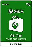$100 Xbox Gift Card $90 and more