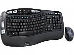 Logitech: Save 50%: M510 Wireless Laser Mouse $15, MK570 Wireless Keyboard and Mouse, $35