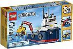 LEGO 31045 Creator Ocean Explorer Science Toy for Kids $8.99 (40% off)