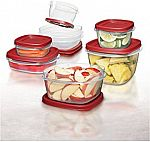 28-Piece Rubbermaid Easy Find Lids Food Storage Container Set $8.51 (Save $10)