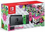 Nintendo Switch with Splatoon 2 + Neon Green/Neon Pink Joy-Cons $380