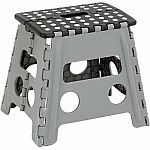 Honey Can Do Folding Step Stool $8.61