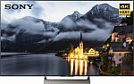 Sony XBR65X900E 65-Inch 4K Ultra HD Smart LED TV (2017 Model) $1798