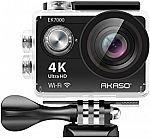 Akaso EK7000 4K  Waterproof Action Camera $65