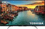"Toshiba 50"" 2160p with Chromecast Built-in 4K Ultra HD TV $380"