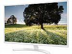 """LG 32MP58HQ-W 32"""" Full HD IPS LED Monitor $160"""