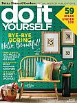 Do It Yourself Magazine $8.50/yr