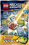 LEGO Nexo Knights Combo Nexo Powers Wave 1 (70372) $3.77