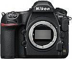 Nikon D850 FX-format Digital SLR Camera (45.7 MP, 9 fps, 8K2 and 4K time-lapse movies,) $3097