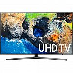 "Samsung 48.5"" 4K Ultra HD Smart LED TV $499 and more"