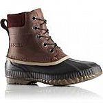Sorel Mens Cheyanne Lace Full Grain Leather Boot $64 (+ get $25 Reward on $100+)
