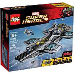 LEGO Super Heroes Avengers The SHIELD Helicarrier $266