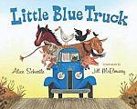 Little Blue Truck board book $4 (50% Off)