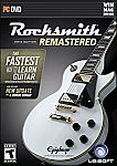 Rocksmith 2014 Edition Remastered w/ Cable (PC/Mac) $20