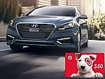 Test Drive a New Hyundai Get a $40 Amazon, Target, or Visa Gift Card