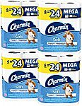 24-Count Charmin Ultra Soft Mega Roll Toilet Paper $18