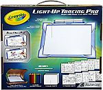 Crayola Light-up Tracing Pad, Coloring Board for Kids $11.82 (Was $19)