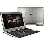 "Asus Rog 17.3"" Laptop: i7-6820HK, 2 x 512GB SSD, 64GB Ram, GTX 1080 $2,200"